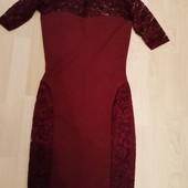 Стильное платье миди