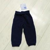 K89.Вельветові штани р 80 lupilu