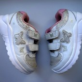 F&F кроссовочки с блестками, размер 23, стелька 14 см