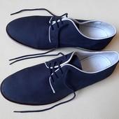 Туфли San Marina р. 41, стелька 27 см. Натуральная кожа.