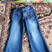 Не пропустите!!!Красивые фирменные джинсики AGE на красавицу 2-4 лет.Идеал!