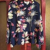 Фирменная качественная блузочка