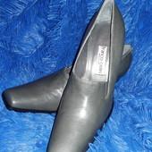 Кожаные туфли. Распродажа после закрытия магазина