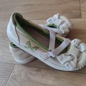балетки - кеды для девочки, стелька 16.5 см