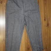 брюки классика очень большого размера, теплые! тянутся до 60см пот, 68-69 см поб,