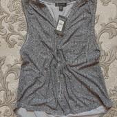 Велика і гарна обнова!!! Нова, приємна блузка, 12 розмір!
