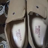 Хорошие новые туфли 41размер