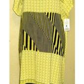 Распродажа ! Невесомое , легкое , яркое , натуральное платье , Италия , р. 52 - 54