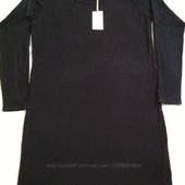 Изумительное фирменное трикотажное платье туника от Esmara Новое