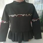 Детская кофта туника