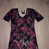 Ажурная блуза Atmosphere UK 14
