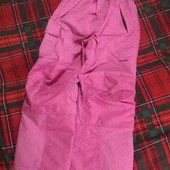 Skogstad 12р, теплые лыжные штаны в отличном состоянии