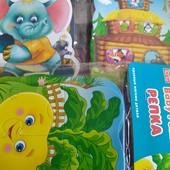 Детские мягкие пазлы в ассортименте 4 шт в упаковке
