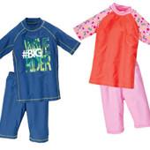 ☘ Гидрокостюм защитная одежда от ультрафиолета alive (Германия), р.: 122/128