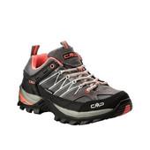 Трекинговые водонепроницаемые кроссовки CMP, стелька 25,5 см. Натуральная замша