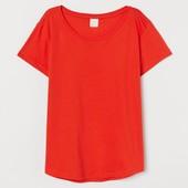 футболка из 100% хлопка H&M Англия. размер М. новая с биркой