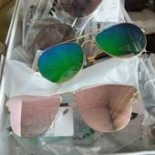 окуляри скло на вибір
