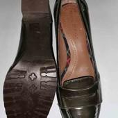 Легендарные кожаннные туфли  Marc O'Polo pp39