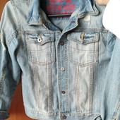Джинсовая куртка xxs, xs, s