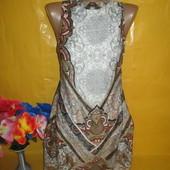 Очень красивое женское платье-туника Missguided (миссгайдед) рр 6 грудь 29 см !!!!!!!!!