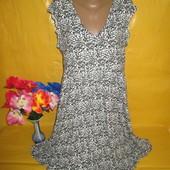 Очень красивое женское платье грудь 49-55 см H&M (Эйч энд Эм) 95 % вискоза !!!!!!!!!
