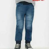 pepperts.стильные стрейчевые джогеры 152