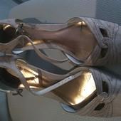 Туфли Clarks замшевые