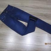 Зима!!!!Супер стильные джинсы с высокой посадкой, моделирующие фигуру
