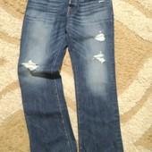 Мега стильные мужские джинсы-рванки Abercrombie&Fitch, размер W32/L32