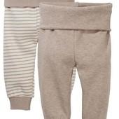 Комплект 2 шт штанишек на малыша Lupilu Германия размер 86/92