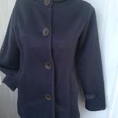 Трикотажное пальто р.44-46. отличное состояние