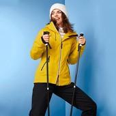 Яркая, теплая лыжная куртка от Tchibo (Германия), р.46 евро.Нюанс!!!