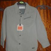 Рубашка Zara 3-4г
