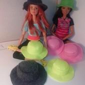 Шляпка на Барби
