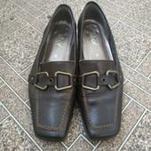 Женские туфли натуральная кожа фирма Gabor