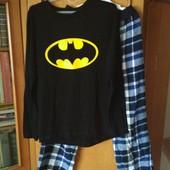 Пижама Бэтмен,8-9 лет,идеал.сост.