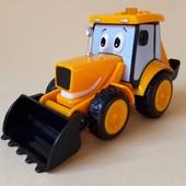Говорящий трактор для малышей, JCB. Оригинал