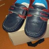 Макасіни, туфлі для хлопчика