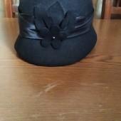 Красивая шляпка .