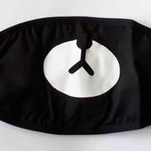 Многоразовая защитная маска. Размер универсальный взрослый.