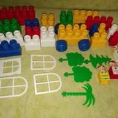 Конструктор 30 великих деталей для малюків