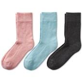 ☘Лот 1 пара☘ Мягусенькие теплые носочки с махровой стопой Tchibo(Германия), размеры: 39-41