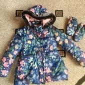 Шикарна зимова курточка