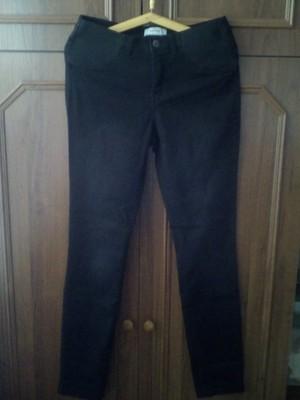 Стрейчевые зауженные джинсы