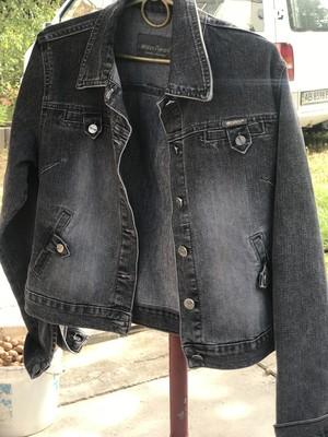 пиджак джинс М
