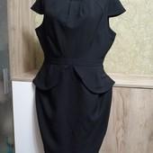 Собираем лоты!! Платье с баской, размер 16/44