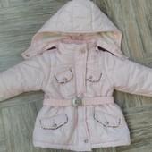 Курточка 12-18 міс дуже гарна на холодну осінь