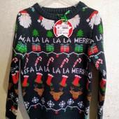 Новый фирменный свитер Star Clothing, импорт Англия рост 122-128 см