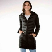 esmara.легкое стеганное пальто S36/38+6