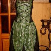 Качество! Карнавальное платье от британского бренда George, в новом состоянии